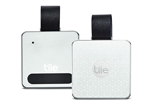 25 Travel Accessories for Women - Tile Luggage Tags