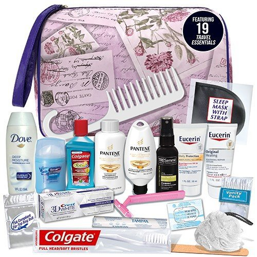 25 Travel Accessories for Women - Convenience Kit
